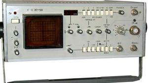Х1-50 Измеритель АЧХ